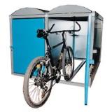 Fahrradständer, Fahrradparker, Fahrradbox