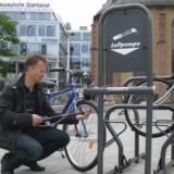 Fahrradständer, Fahrradparker